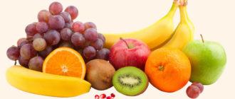 Какие фрукты можно есть при заболеваниях печени