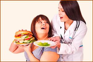 Питание при больной печени