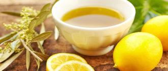 Особенности очищения печени лимоном