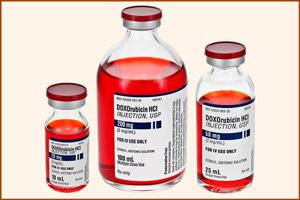 Лекарство от рака Доксорубицин