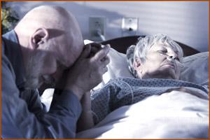 Неизлечимо больная раком