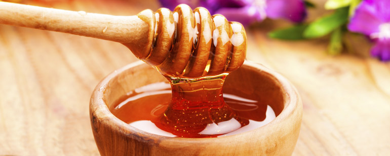 Мед для печени и желчного пузыря