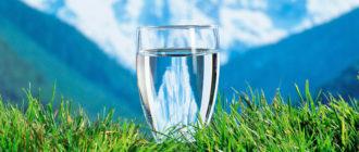 Очищение печени минеральной водой в домашних условиях