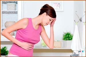Гепатоз у беременной