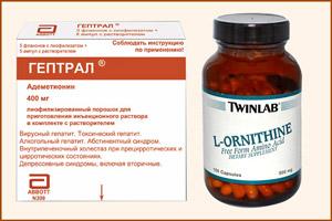Аминокислоты для лечения печени