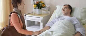 Диагностирование и лечение разрыва