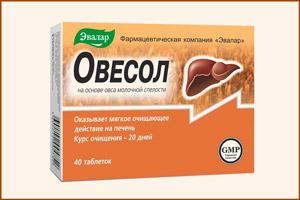 Препарат Овесол