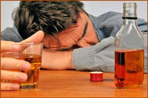 Злоупотребление алкоголя