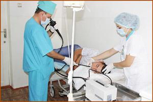 Проведение эзофагогастродуоденоскопии