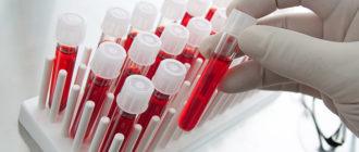 Анализы крови на гепатит