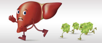 Причины болевого синдрома в печени при гепатите С