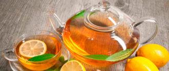 Чай и травяные сборы для восстановления печени