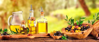 Методы очищения печени оливковым маслом и соком лимона