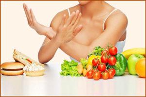 Что запрещено есть при гепатите С?