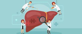 Лабораторные и инструментальные методы диагностики цирроза