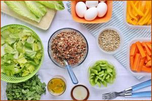 Здоровая еда для печени