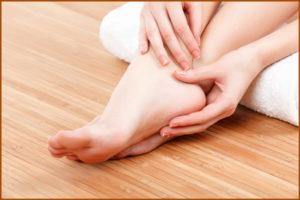 Отеки ног: причины при гепатите