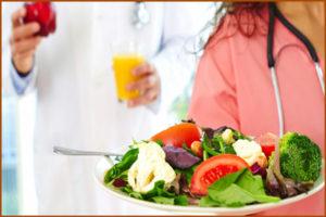 Цирроз печени: режим питания