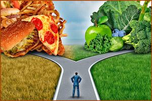 Вредная и здоровая пища