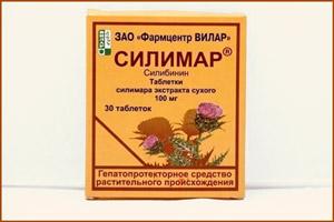 Препарат Силимар