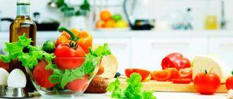 Диета при гепатите c: особенности питания