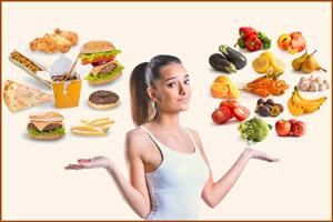 Коррекция питания при гепатите