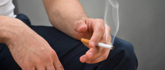 Курение при гепатите С: влияние табака на печень