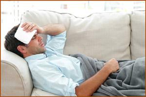 Симптоматика заболевания печени