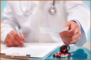 прием лекарств по согласованию с врачом